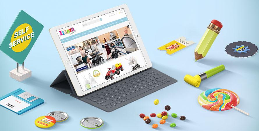 Η νέα μας ιστοσελίδα! - Στοργή Πολυκατάστημα eshop Βρεφικών