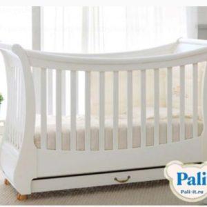 5651c4feb84 Tulip Baby White Pali Βρεφικό κρεβατάκι-Καναπές - Στοργή ...