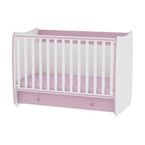 Tulip Baby White Pali Βρεφικό κρεβατάκι-Καναπές - Στοργή ... bed24bb9863