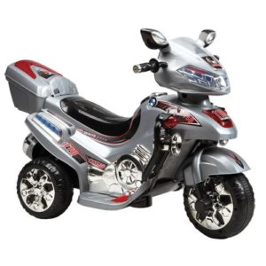 BO MOTOR C031 CANGAROO MONI 6V ΗΛΕΚΤΡΟΚΙΝΗΤΟ GREY