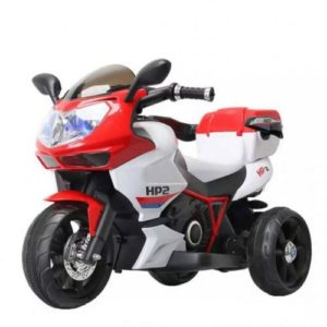 BO MOTOR HP2 FB-6187 CANGAROO MONI 6V ΗΛΕΚΤΡΟΚΙΝΗΤΟ RED