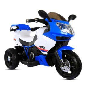 BO MOTOR HP2 FB-6187 CANGAROO MONI 6V ΗΛΕΚΤΡΟΚΙΝΗΤΟ BLUE