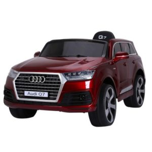 BO AUDI Q7 SUV 12V ΗΛΕΚΤΡΟΚΙΝΗΤΟ RED