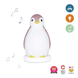 PAM ΞΥΠΝΗΤΗΡΙ BLUETOOTH ZAZU PINK