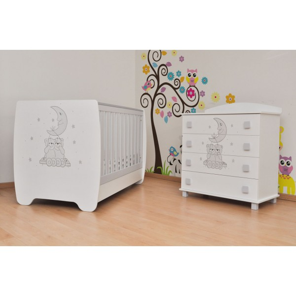 86d3204c8bc Βρεφικό Δωμάτιο Babyhood Finn - Στοργή Πολυκατάστημα Βρεφικών