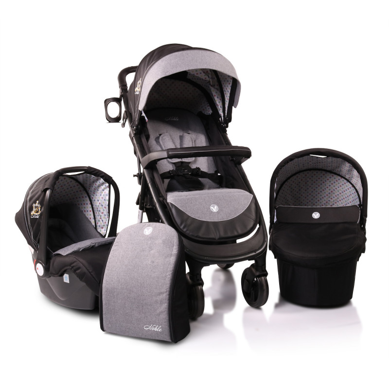 CANGAROO-STROLLER-WITH-CAR-SEAT-NOBLE-BLACK-3800146234522-800×800