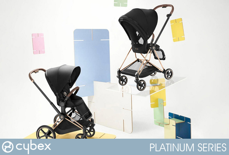 Cybex Gold Series products